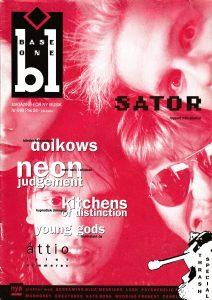 Omslaget till Base One #1989-06