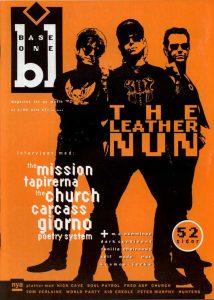 Omslaget till Base One #1990-02