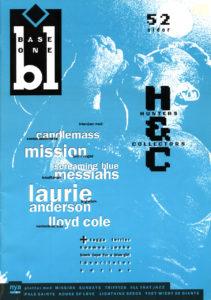 Omslaget till Base One #1990-01