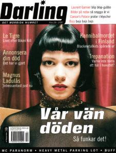Omslaget till Darling #2000-02