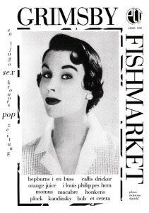Omslaget till Grimsby Fishmarket #1990-1