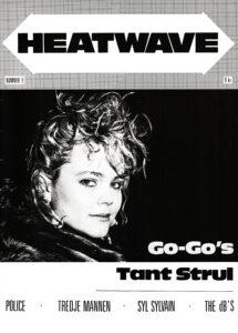 Omslaget till Heatwave #09 (1982)