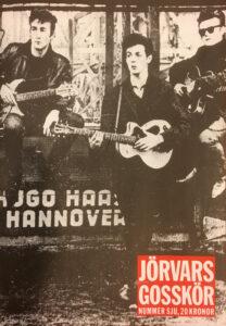 Omslaget till Jörvars Gosskör #7 (1984)