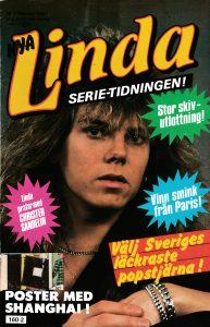 Omslaget till Linda #1987-2