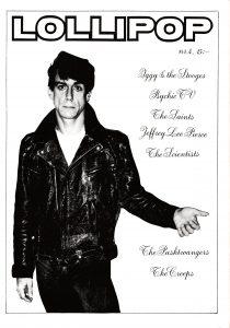 Omslaget till Lollipop #1986-04