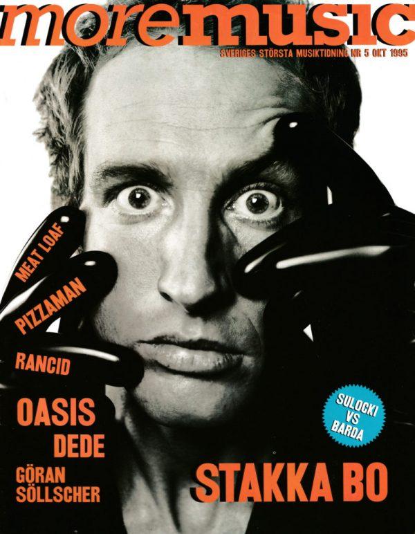Omslaget till More Music #1995-5