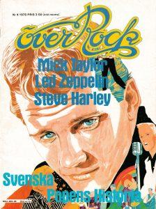 Omslaget till ÖverRock #1975-04