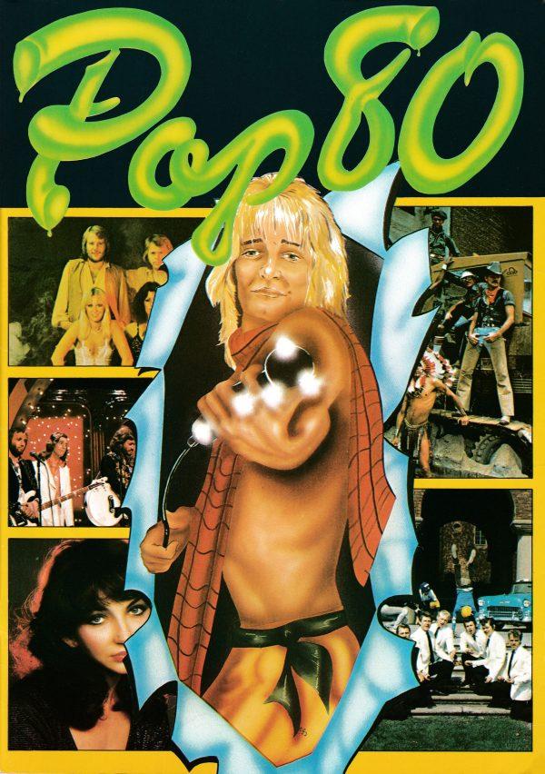 Omslaget till Pop (album) Pop 80