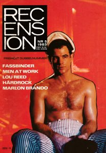 Omslaget till Recension #1983-5