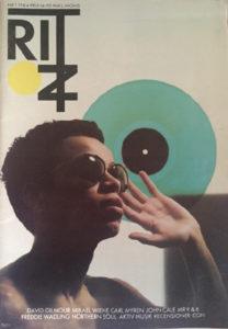 Omslaget till Ritz #1984-01