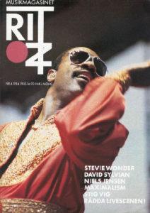 Omslaget till Ritz #1984-04