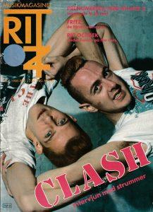 Omslaget till Ritz #1985-02