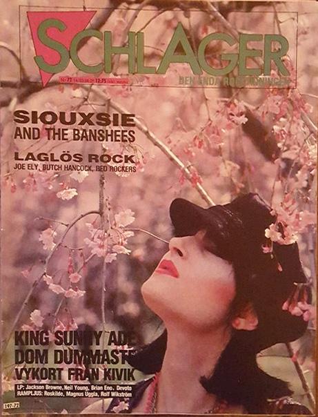 Omslaget till Schlager #072 (1983)