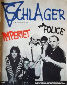 Omslaget till Schlager #076 (1983)