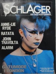 Omslaget till Schlager #077 (1983)