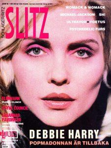 Omslaget till Slitz #1987-01