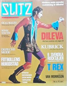 Omslaget till Slitz #1987-05
