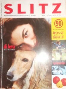 Omslaget till Slitz #1990-06