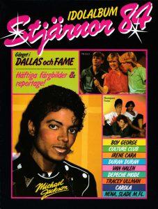 Omslaget till Stjärnor 84