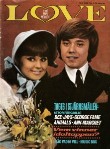 Omslaget till Love #1965-06